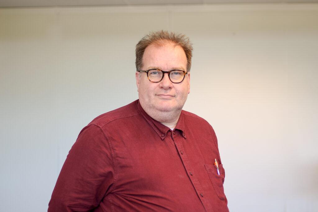 Daglig leder i KBT, Dagfinn Bjørgen (image)