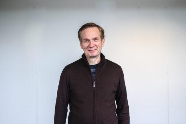Kursholder Karl Johan Johansen (image)