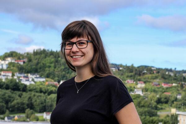 Anne Hirrich - medarbeider i CHIME-prosjektet (bilde)