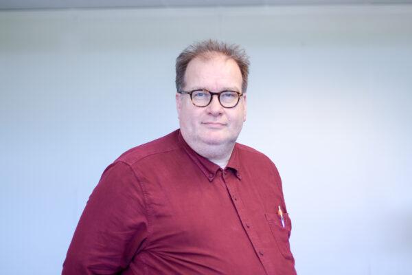 Kursholder Dagfinn Bjørgen (image)