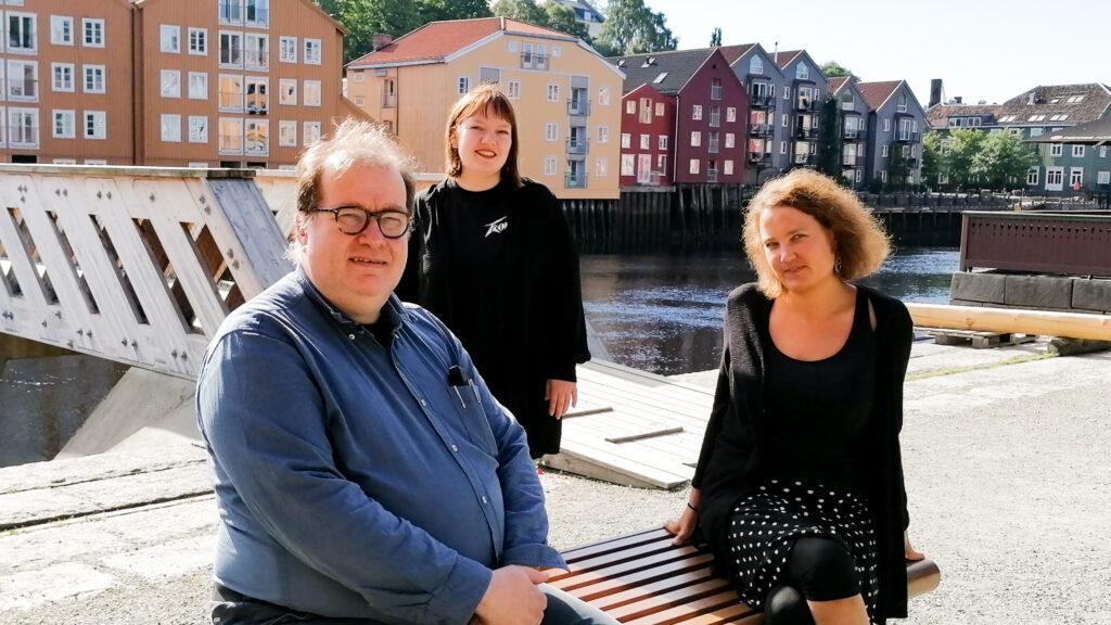 Dagfinn, Ingvild og Juni (bilde)