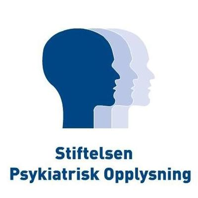 Logo Stiftelsen Psykiatrisk Opplysning (bilde)