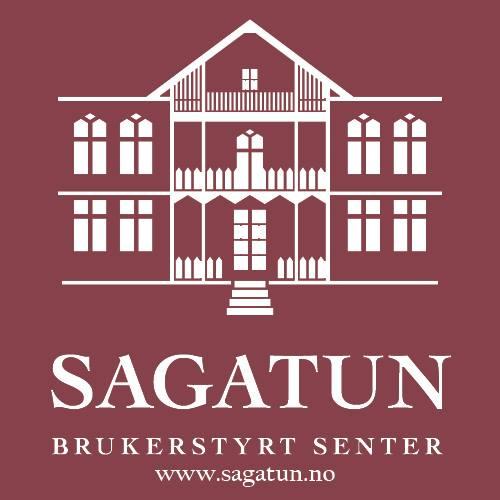 Logo Sagatun Brukerstyrte Senter (bilde)
