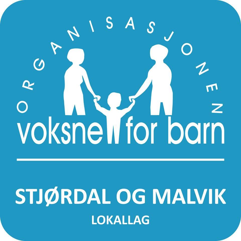 Logo Voksne for Barn (bilde)