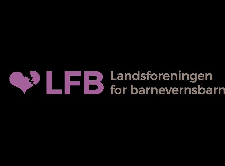 Logo Landsforeningen for barnevernsbarn (bilde)
