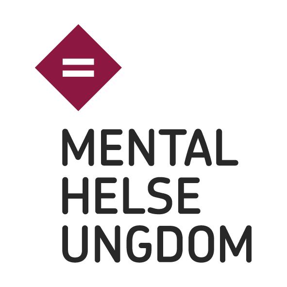 Logo Mental Helse Ungdom (bilde)