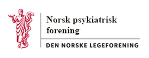 Logo Norsk psykriatisk forening (bilde)