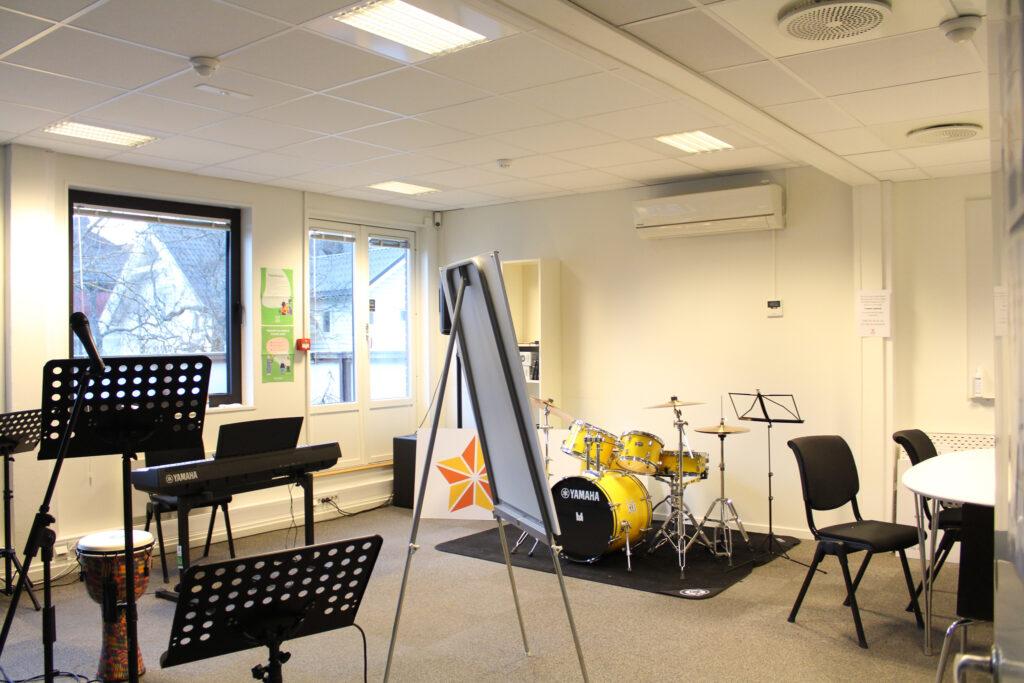 Music room (image)
