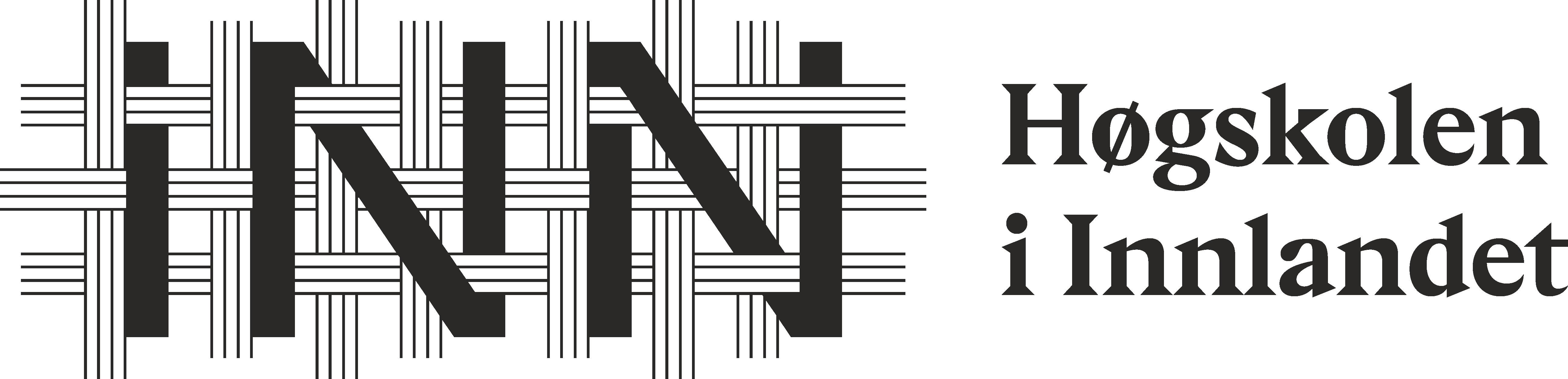 Logo Høgskolen i Innlandet