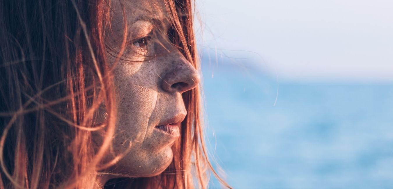 kvinne (illustrasjonsbilde)